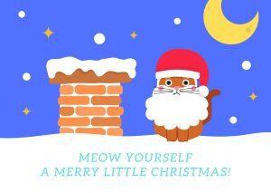 santa cat jokes
